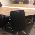 میز کنفرانس بیضی beyzi-(1)