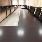 میز کنفرانس مدولار U شکل؛ باز u5