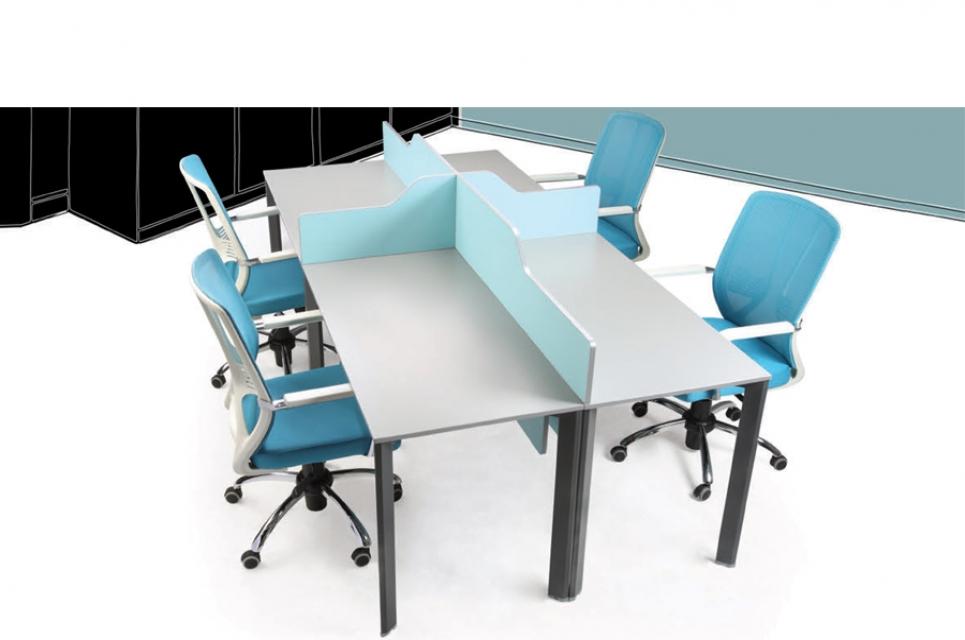 میز کارگروهی Orfis میز کارگروهی PETRA