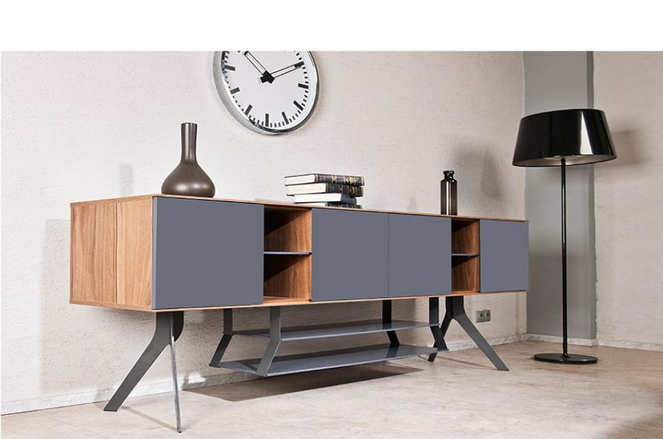 میزهای مدرن میز Swan Lux