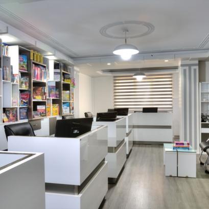 پروژه انتشارات زبان مهر